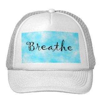 Respirar-gorra