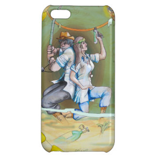 RESPIRATORY CARE ADVENTURE by Slipperywindow iPhone 5C Covers