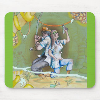 RESPIRATORY CARE ADVENTURE by Slipperywindow Mouse Pad