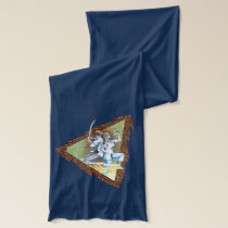 RESPIRATORY CARE SCARF by slipperywindow