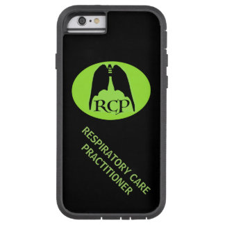 RESPIRATORY CARE SYMBOL by B.McNutt Tough Xtreme iPhone 6 Case