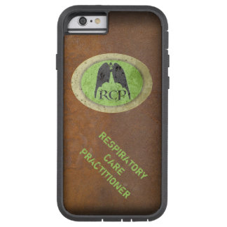 RESPIRATORY CARE SYMBOL rust by B.McNutt Tough Xtreme iPhone 6 Case