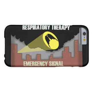 RESPIRATORY EMERGENCY SIGNAL BARELY THERE iPhone 6 CASE