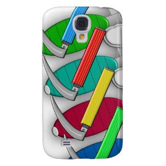 Respiratory Therapist Art Gifts Samsung Galaxy S4 Case