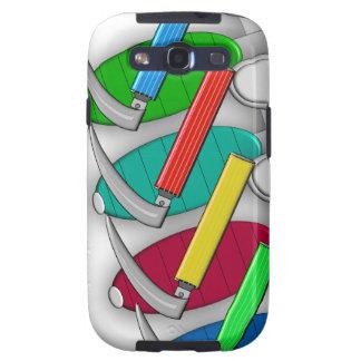 Respiratory Therapist Art Gifts Samsung Galaxy SIII Case