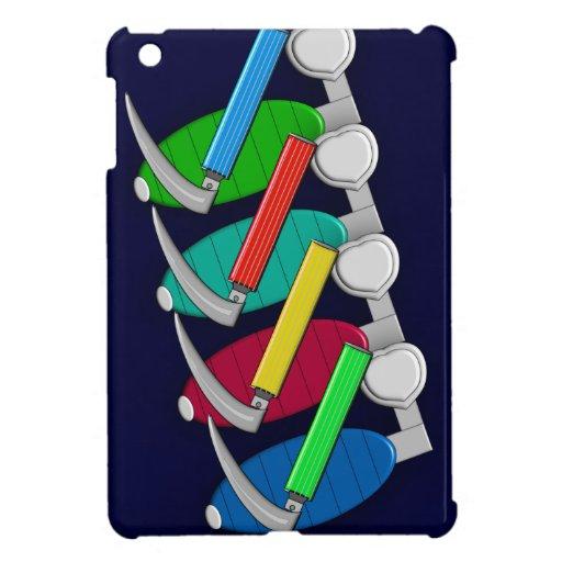 Respiratory Therapist Art Gifts iPad Mini Cases