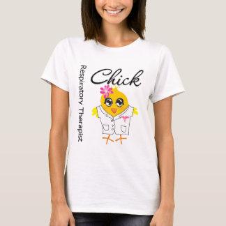 Respiratory Therapist Chick T-Shirt