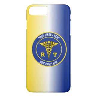 Respiratory Therapist Custom Caduceus iPhone 8 Plus/7 Plus Case