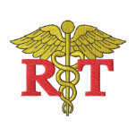 Respiratory Therapist Embroidered Jackets