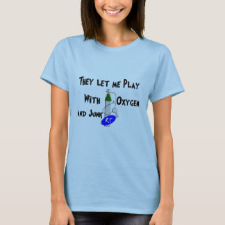 Respiratory Therapist Funny Gifts T-Shirt