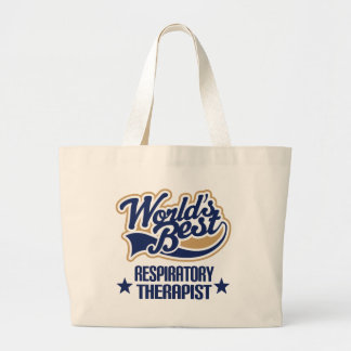 Respiratory Therapist Gift (Worlds Best) Tote Bag