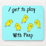 Respiratory Therapist Gifts--Hilarious Mouse Pad