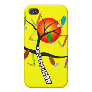 Respiratory Therapist Gifts iPhone 4 Cover