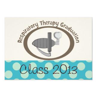Respiratory Therapist Graduation Invites 2013 A