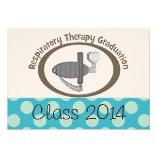 Respiratory Therapist Graduation Invites 2014 A