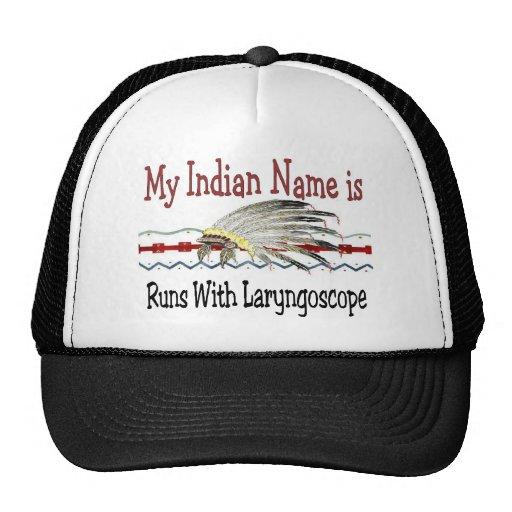 Respiratory Therapist Hat