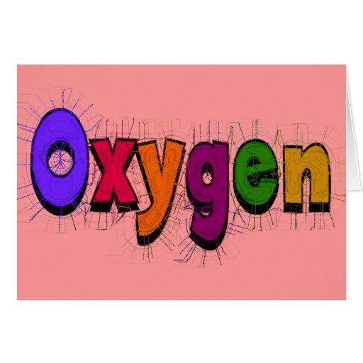 "Respiratory Therapist ""Oxygen"" T-Shirts & Gifts Card"