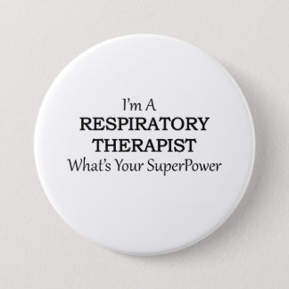 RESPIRATORY THERAPIST PINBACK BUTTON