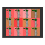Respiratory Therapist Pink Popart Gifts Postcard