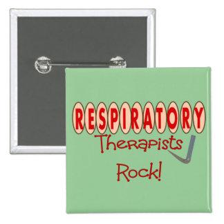 Respiratory Therapist ROCK Pins