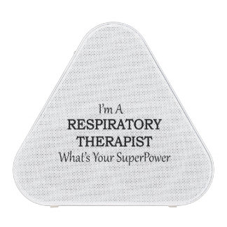 RESPIRATORY THERAPIST SPEAKER