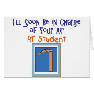 Respiratory Therapist (student) RT gifts Card
