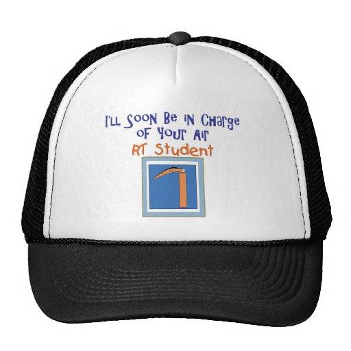 Respiratory Therapist (student) RT gifts Hats