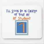 Respiratory Therapist (student) RT gifts Mouse Mat