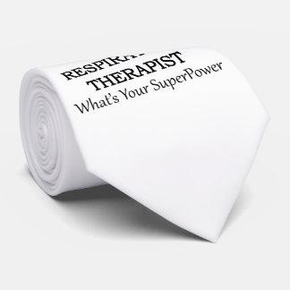 RESPIRATORY THERAPIST TIE