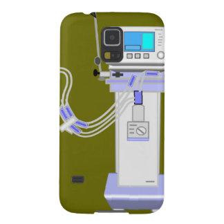 Respiratory Therapist Ventilator Design Galaxy S5 Cover