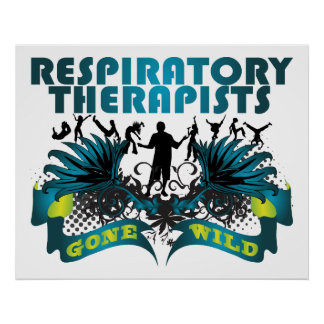 Respiratory Therapists Gone Wild Poster