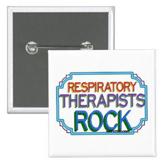Respiratory Therapists Rock Buttons