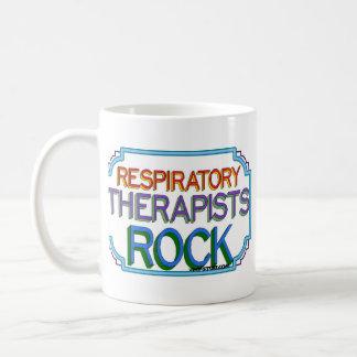 Respiratory Therapists Rock Coffee Mug