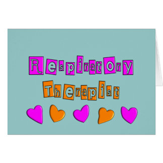 Respiratory Therapy Gifts Card