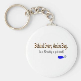 Respiratory Therapy Gifts Keychain