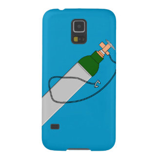 Respiratory Therapy Oxygen Tank Galaxy S5 Case