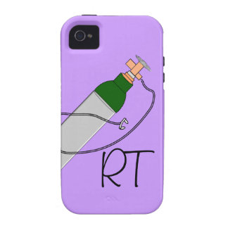 Respiratory Therapy Oxygen Tank Design Case-Mate iPhone 4 Covers