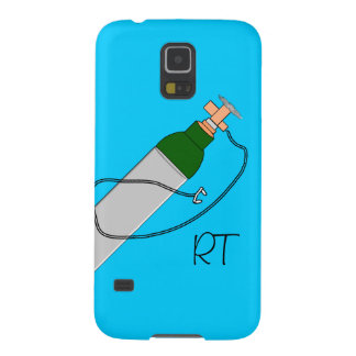 Respiratory Therapy Oxygen Tank Design Galaxy S5 Case