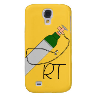 Respiratory Therapy Oxygen Tank Design Samsung Galaxy S4 Covers