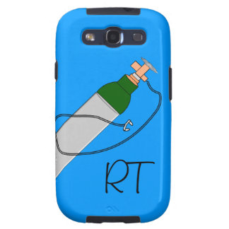 Respiratory Therapy Oxygen Tank Design Samsung Galaxy S3 Cover