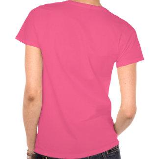 ¡RESPIRE! Camiseta de los rosas bebés
