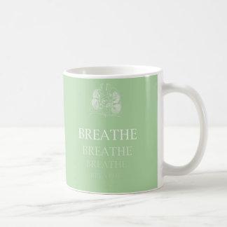 Respire la taza