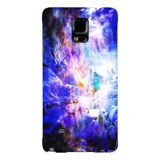 Respire otra vez los sueños de la noche de Yule Funda Galaxy Note 4