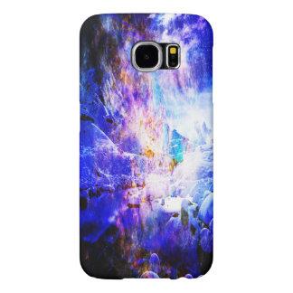 Respire otra vez los sueños de la noche de Yule Funda Samsung Galaxy S6