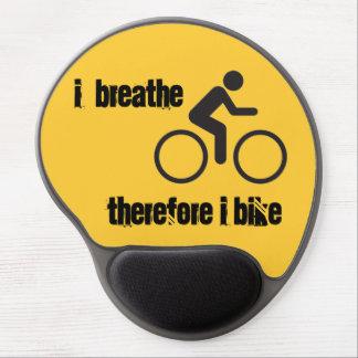 respire y bike alfombrilla gel