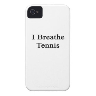 Respiro tenis iPhone 4 carcasa