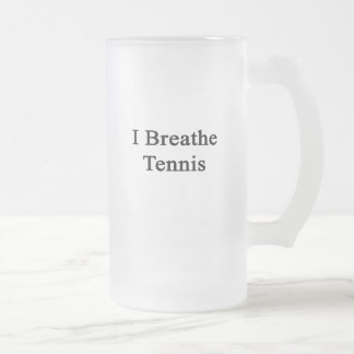 Respiro tenis taza