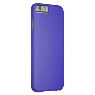 Resplandor azul de Lotus Funda De iPhone 6 Barely There