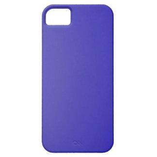Resplandor azul de Lotus Funda Para iPhone 5 Barely There