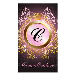 Resplandor de coronación del momento 311 plantillas de tarjetas personales